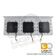ไฟท้าย LED สแตนเลส 2