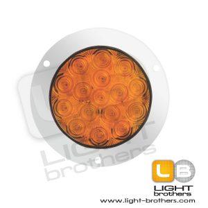 ไฟท้าย LED สแตนเลส 4