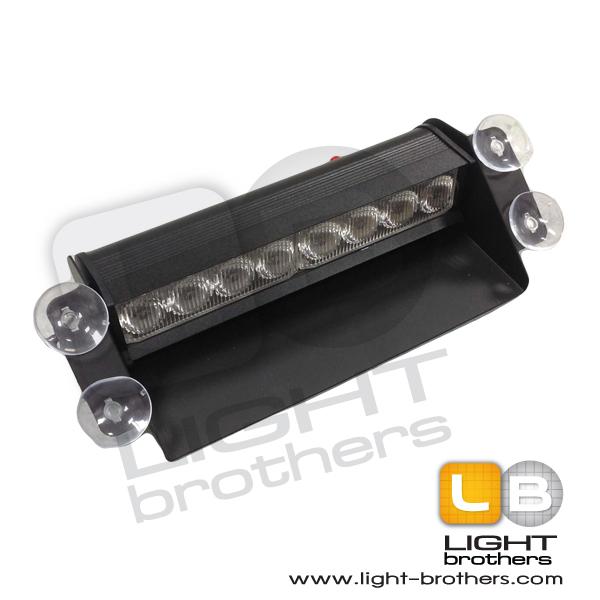 ไฟไซเรน_LED_ติดกระจกรถยนต์_11