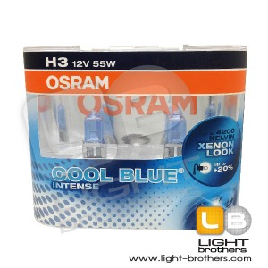 osram cool blue intense H3-1