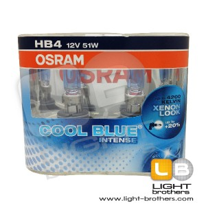osram cool blue intense HB4-1