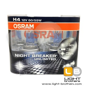 osram night breaker H4-1