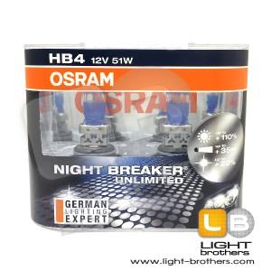 osram night breaker HB4-1