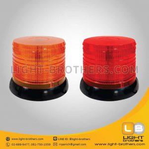 ไฟไซเรน LED กลม 6.5 นิ้ว คุณภาพดี