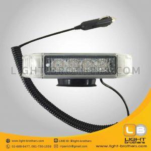 ไฟไซเรน LED ทรงยาว แบบ 2 ตอน ราคาถูก